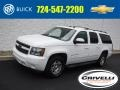 Chevrolet Suburban LT 4x4 Summit White photo #1