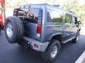 Hummer H2 SUV Slate Blue Metallic photo #7