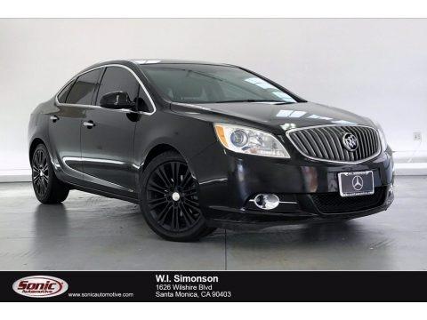 Black Onyx 2012 Buick Verano FWD