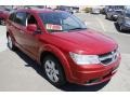 Dodge Journey R/T AWD Inferno Red Crystal Pearl Coat photo #3