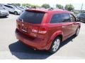 Dodge Journey R/T AWD Inferno Red Crystal Pearl Coat photo #5