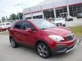 Buick Encore AWD Ruby Red Metallic photo #1