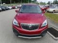 Buick Encore AWD Ruby Red Metallic photo #4