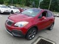 Buick Encore AWD Ruby Red Metallic photo #5