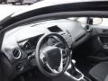 Ford Fiesta SE Hatchback Shadow Black photo #11