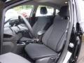 Ford Fiesta SE Hatchback Shadow Black photo #12
