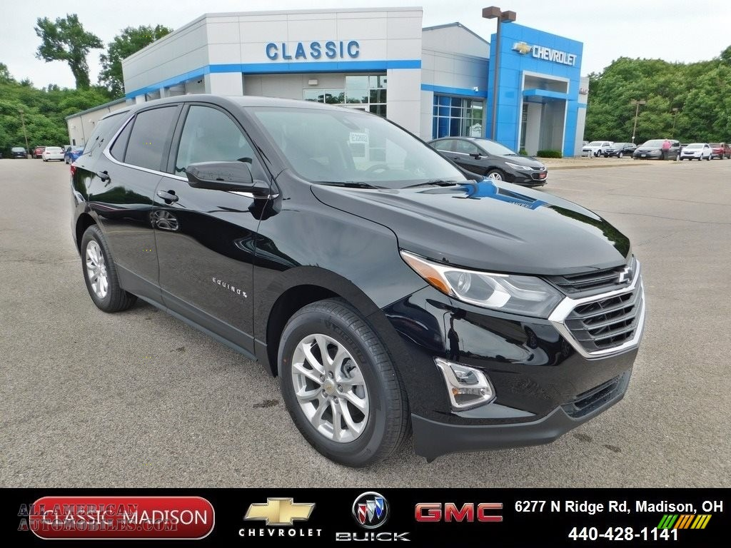 2020 Equinox LT - Mosaic Black Metallic / Jet Black photo #1