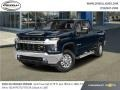 Chevrolet Silverado 2500HD LTZ Crew Cab 4x4 Northsky Blue Metallic photo #1
