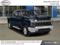 Chevrolet Silverado 2500HD LTZ Crew Cab 4x4 Northsky Blue Metallic photo #4