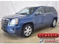 GMC Terrain SLE AWD Slate Blue Metallic photo #1