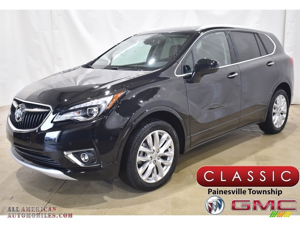 2020 Envision Premium AWD - Ebony Twilight Metallic / Ebony photo #1