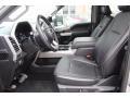 Ford F350 Super Duty Lariat Crew Cab 4x4 Ingot Silver photo #12