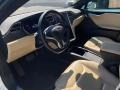 Tesla Model S 75 Pearl White Multi-Coat photo #10