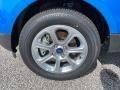 Ford EcoSport SE Blue Candy Metallic photo #5