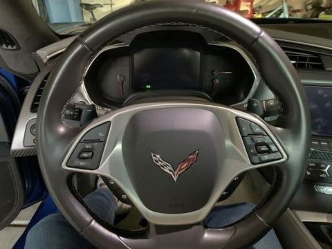 Laguna Blue Metallic 2016 Chevrolet Corvette Stingray Coupe