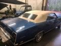 Ford Torino GT Convertible Blue photo #5