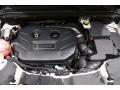 Lincoln MKC Select AWD White Platinum photo #16