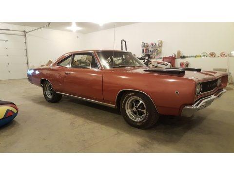 Bronze Metallic 1968 Dodge Super Bee Coupe