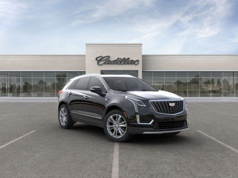 Stellar Black Metallic 2020 Cadillac XT5 Premium Luxury AWD