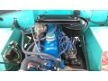 Ford Bronco Roadster Caribbean Turquoise photo #9