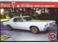 Pontiac Grand Prix SSJ Hurst Cameo White/Fire Frost Gold photo #46
