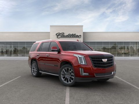 Red Passion Tintcoat 2020 Cadillac Escalade Luxury 4WD