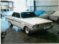 Ford Fairlane 500 Thunderbolt Coupe White photo #18