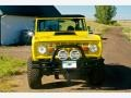 Ford Bronco 4x4 Canary Yellow photo #5