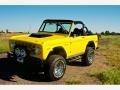 Ford Bronco 4x4 Canary Yellow photo #7