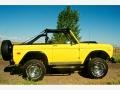 Ford Bronco 4x4 Canary Yellow photo #9
