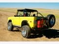 Ford Bronco 4x4 Canary Yellow photo #12