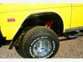 Ford Bronco 4x4 Canary Yellow photo #13