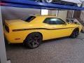 Dodge Challenger SRT8 Yellow Jacket Stinger Yellow photo #1