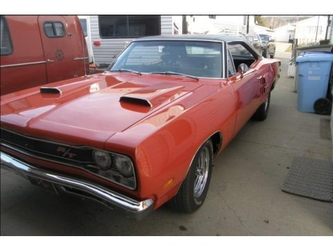 Hemi Orange 1969 Dodge Coronet R/T 2 Door Hardtop