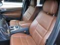 Jeep Grand Cherokee Summit 4x4 Luxury Brown Pearl photo #7