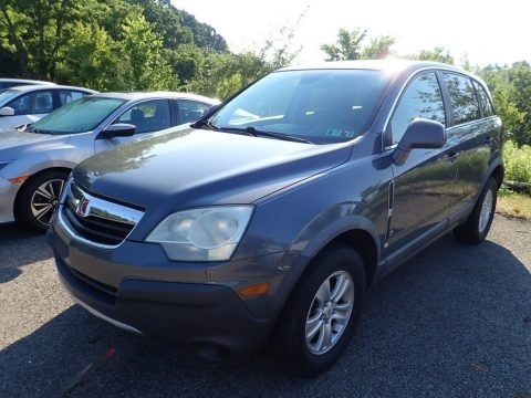 Techno Gray 2009 Saturn VUE XE
