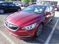 Buick LaCrosse Premium Crimson Red Tintcoat photo #1