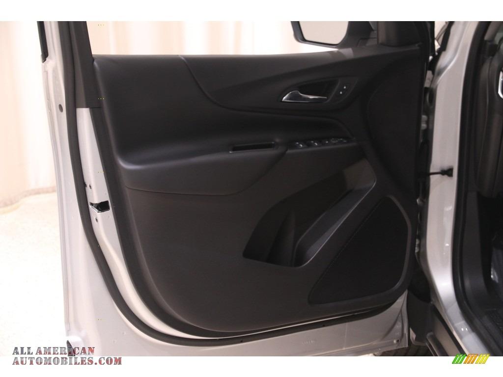 2020 Equinox LT AWD - Silver Ice Metallic / Jet Black photo #4