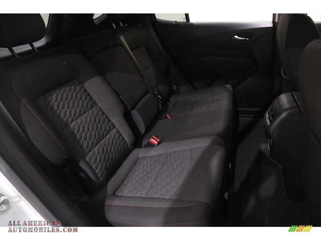 2020 Equinox LT AWD - Silver Ice Metallic / Jet Black photo #15