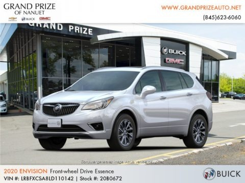Summit White 2020 Buick Envision Essence