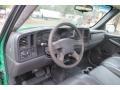 Chevrolet Silverado 1500 Work Truck Regular Cab Dark Green Metallic photo #17