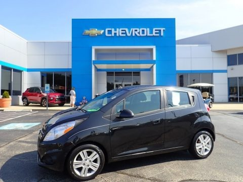 Black Granite 2014 Chevrolet Spark LT