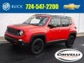Jeep Renegade Trailhawk 4x4 Colorado Red photo #1