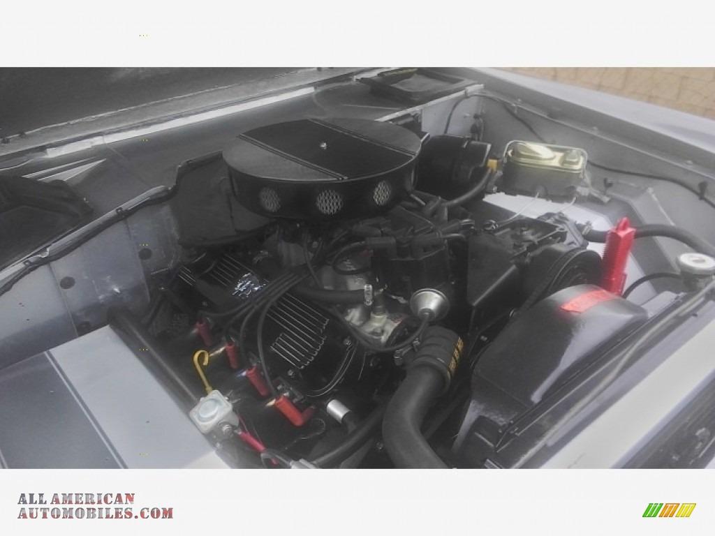 1971 Bronco Sport Wagon - Gun Metal Gray / Black photo #18