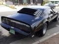 Pontiac Firebird Turbo Trans Am Starlight Black photo #20