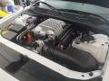Dodge Challenger SRT Hellcat Ivory White Tri-Coat Pearl photo #10