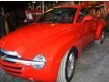 Chevrolet SSR  Redline Red photo #5