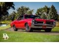 Pontiac GTO Hardtop Montero Red photo #4
