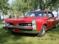 Pontiac GTO Hardtop Montero Red photo #5