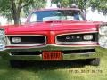 Pontiac GTO Hardtop Montero Red photo #22